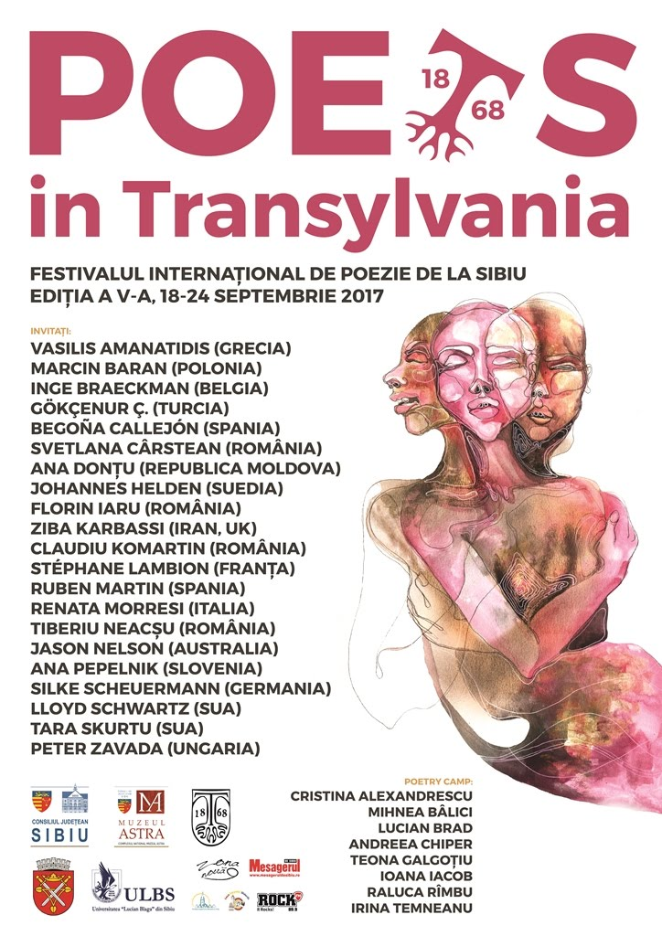 Festivalul Internațional de Poezie de la Sibiu, ediția a V-a