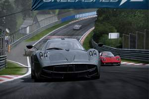Need for Speed SHIFT 2 Game Screenshot-2