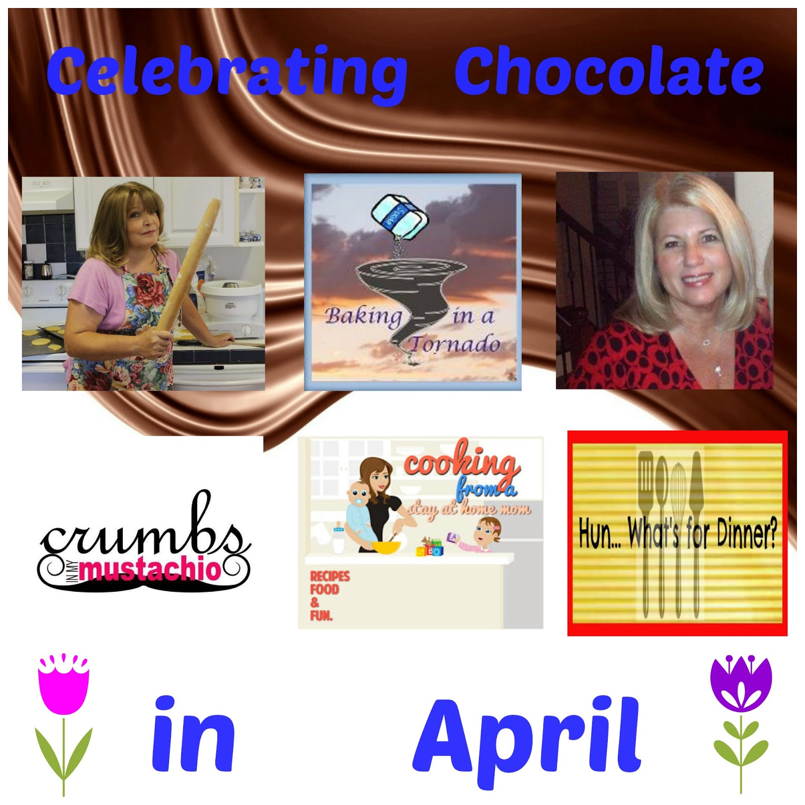 Celebrating Chocolate in April Blogger Round-Up