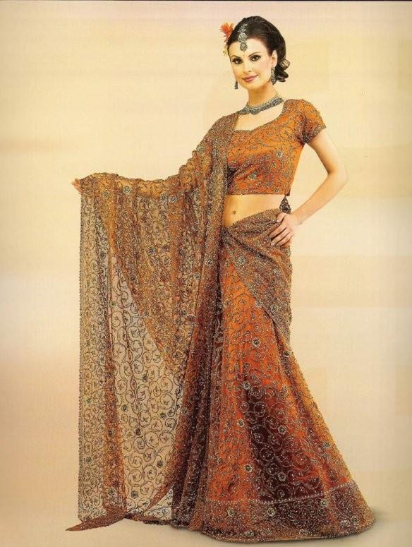 Bridal Jewelrys Indian Sharara
