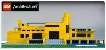 La Villa Cavrois en Lego
