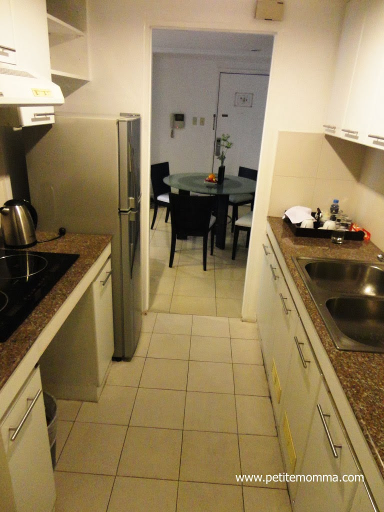Astoria Plaza Ortigas Kitchen