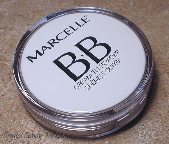 BB Crème-Poudre de Marcelle - Marcelle BB Cream-To-Powder