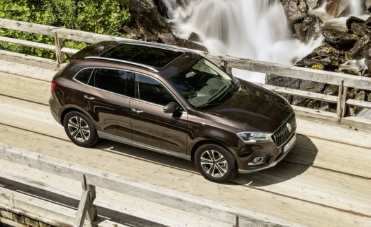 Borgward BX7 SUV being planned for India