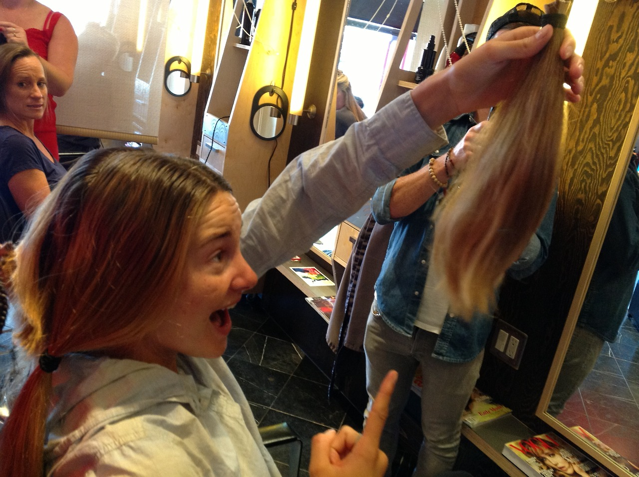 Shailene Woodley Cuts Her Hair Off for The Fault in Our Stars - The
