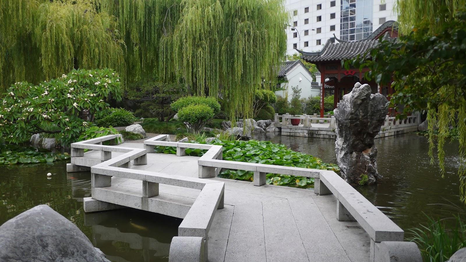 Chinese Friendship Gardens Sydney