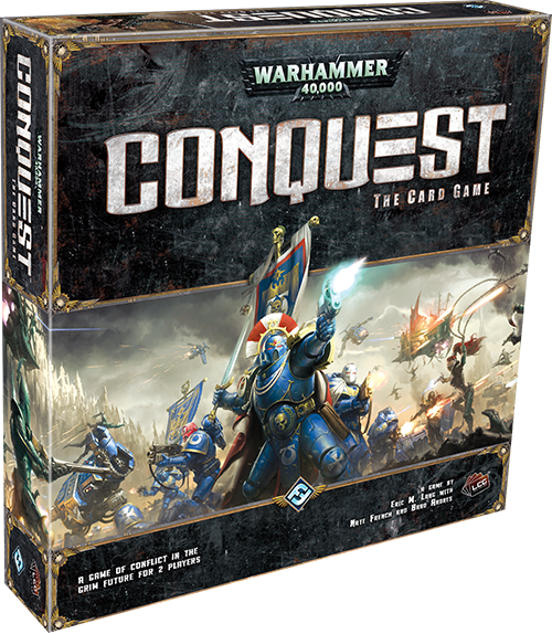 CORE WARHAMMER 40000 CONQUEST