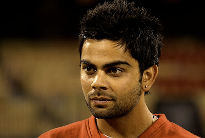 Virat Kohli Worldcup 2011 indian star batsman