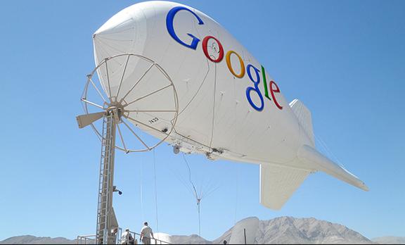 Balon Udara Google Kembali Berulah