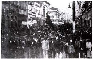 Greve de 1917.