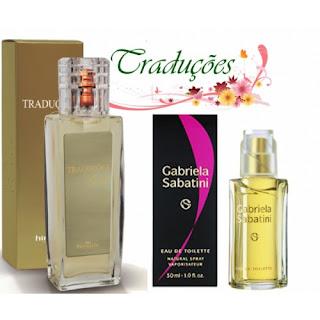 Perfume Gabriela Sabatini Hinode
