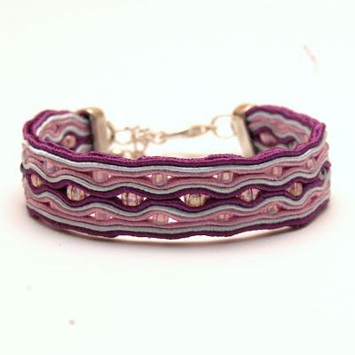 sutasz bransoletka soutache bracelet 7