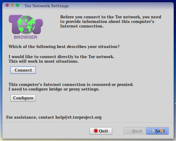 Tor browser на весь экран