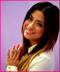 Ally Brooke de Fifth Harmony.