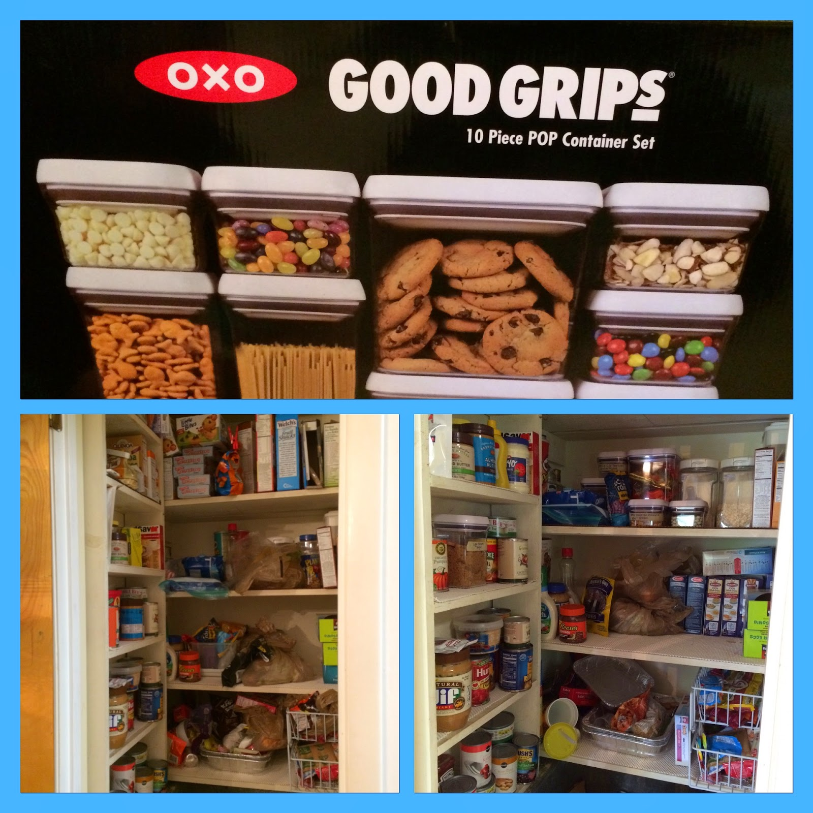 new years resolution clean and organize pantry
