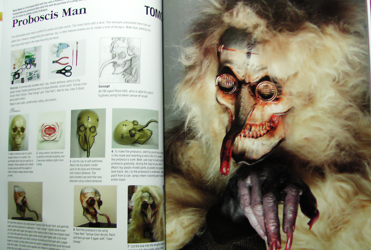 the steps to become a special effects makeup artist How to become a make-up artist media and special effects fashion, theatre and media makeup diploma it is very easy to become a make-up artist but if you want to master this art know it's pros and cons, make up schools, and courses ezinearticlescom.