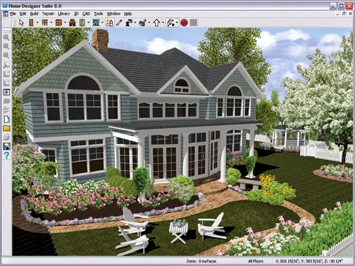 Home Designer Software