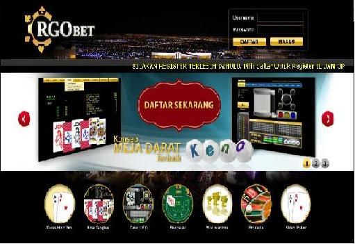 Poker rgobet