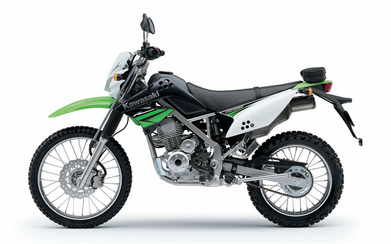 Kawasaki Klx  Enduro