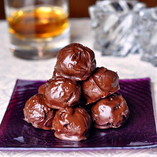 Bourbon Balls...or Rum Balls...or Brandy Balls...or...