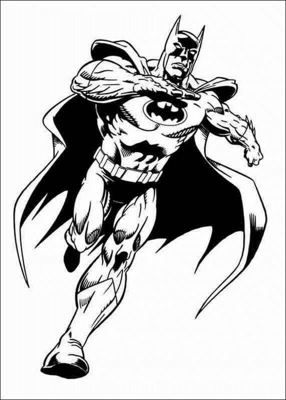 Desenhos do Batman para colorir Desenhos para Colorir - imagens para colorir batman