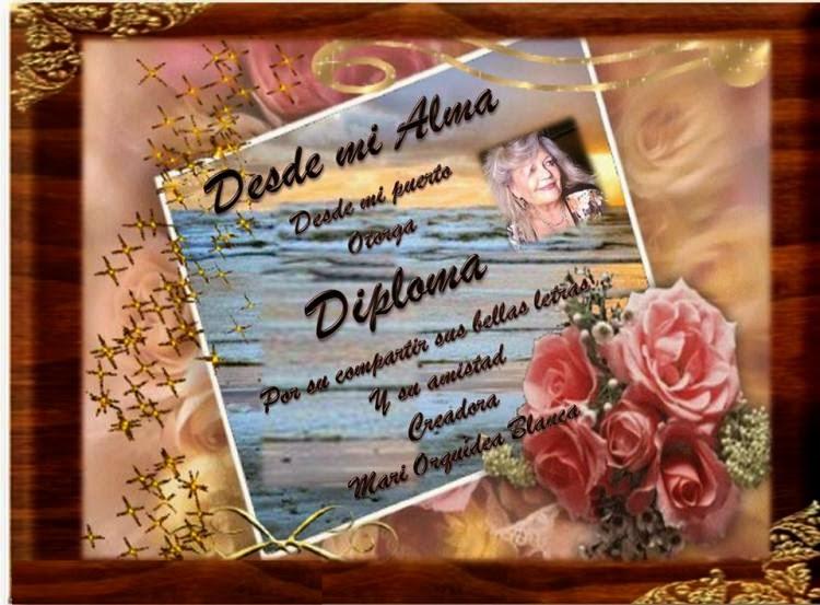 Diploma__Desde el Alma