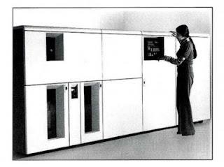 Printer Laser IBM 3800