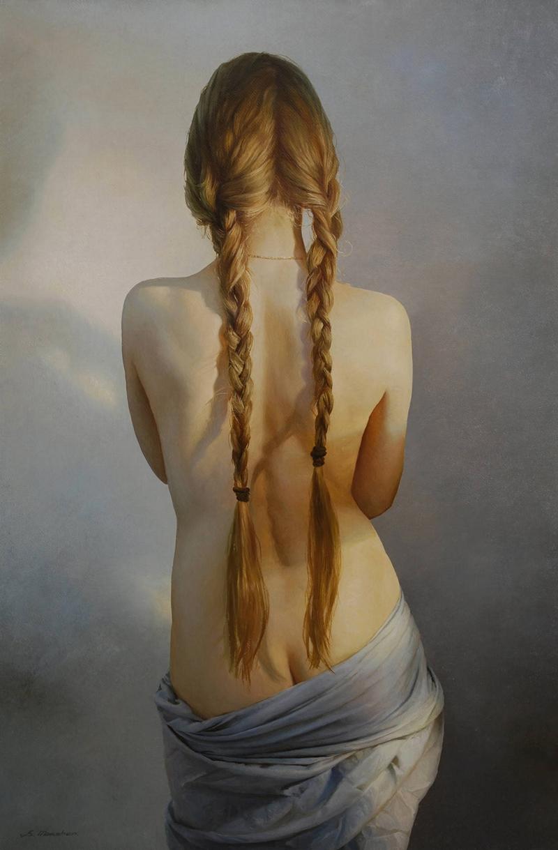 Serge Marshennikov - Page 3 Serge+Marshennikov+1971+-++Russian+Figurative+painter