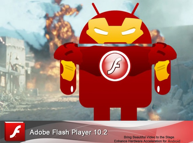 adobe flash player 10.1.x download