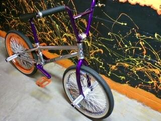 BMX Freestyler: Chris Armstong - Jungle Rider Bike Check : Custom Stickers For Bmx Bikes For Kids