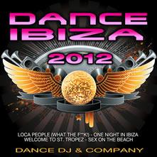 cd Download   Dance Ibiza 2012