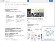 El blog La Guarrada de El Imparcial. es, a continuación en la búsqueda de Google de El Imparcial.es