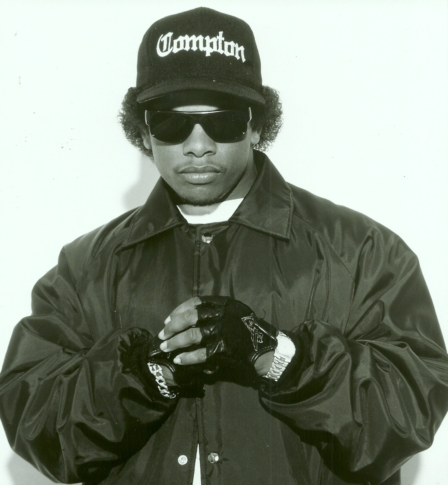 """a biography of eric eazy e wright Eric """"eazy-e"""" wright, a founding member of the seminal rap group nwa  to  become one of the greatest independent record labels in history,."""