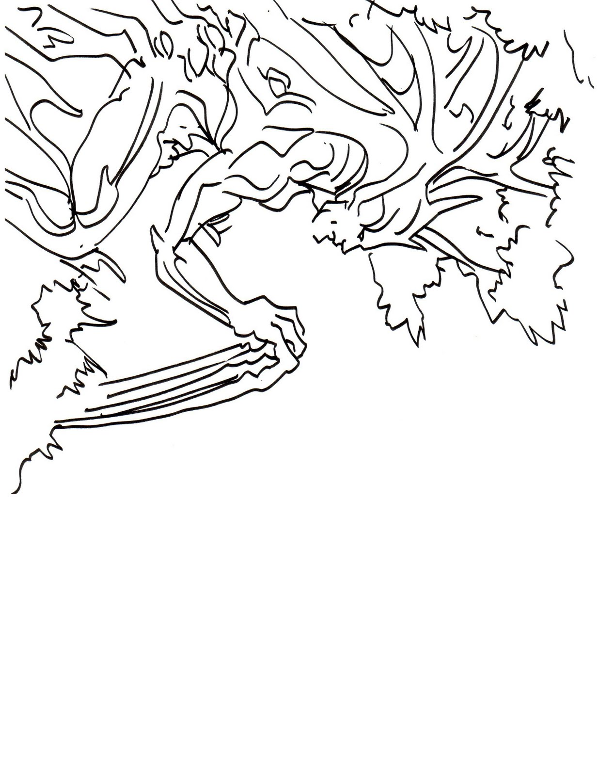 zookeeper coloring pages - photo#22