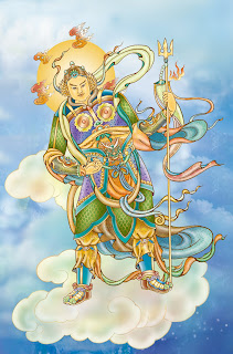 dragon zodiac medicine buddha