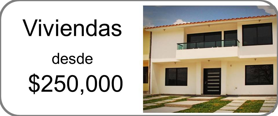 Casas y Terrenos