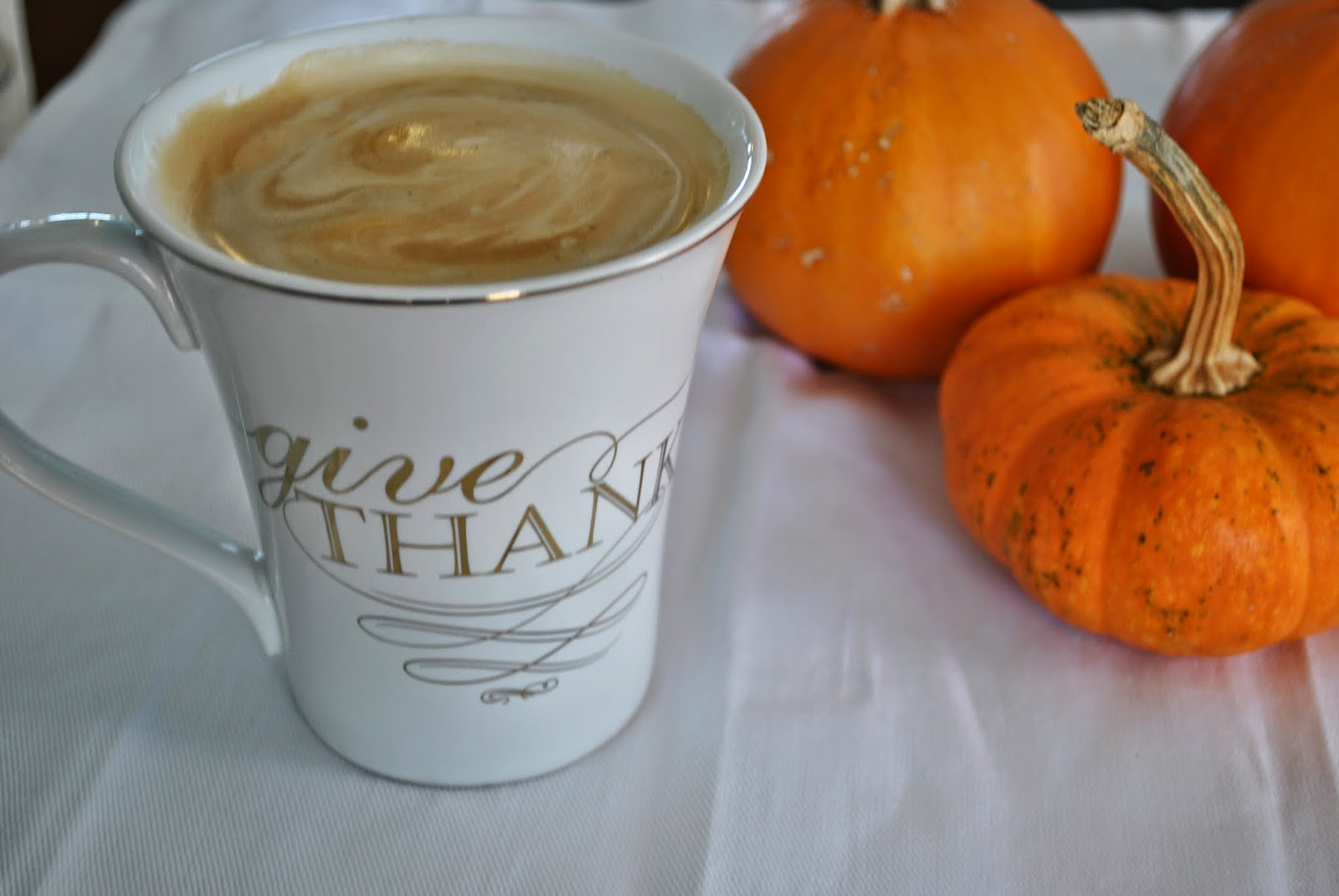 Healthy Pumpkin Spice Latte Coffee Syrup Using Stevia~Army Aviators Wife