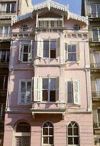 Atatürk evi Şişli