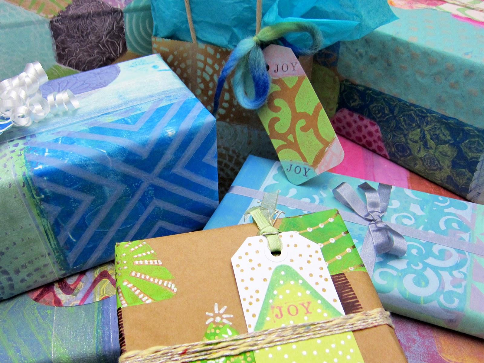 28 gift wrap printing printing with gelli arts 174 gelli pr