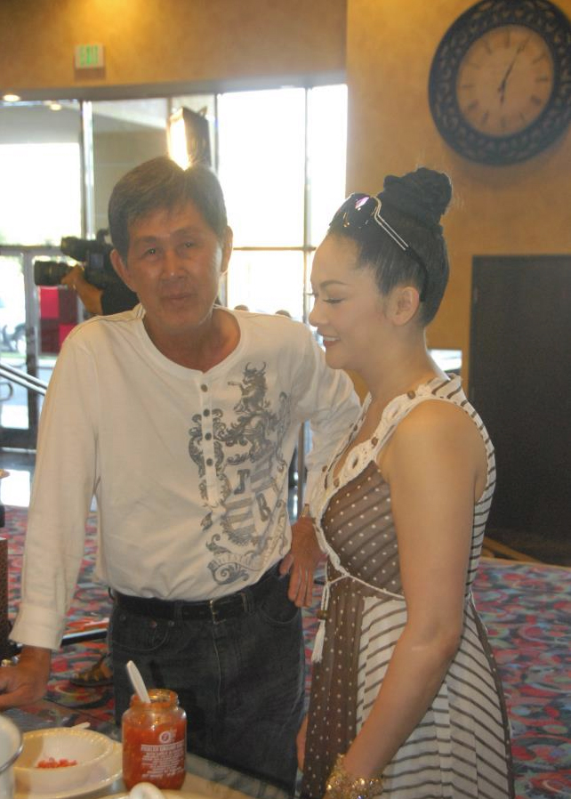 Nhu Quynh Husband