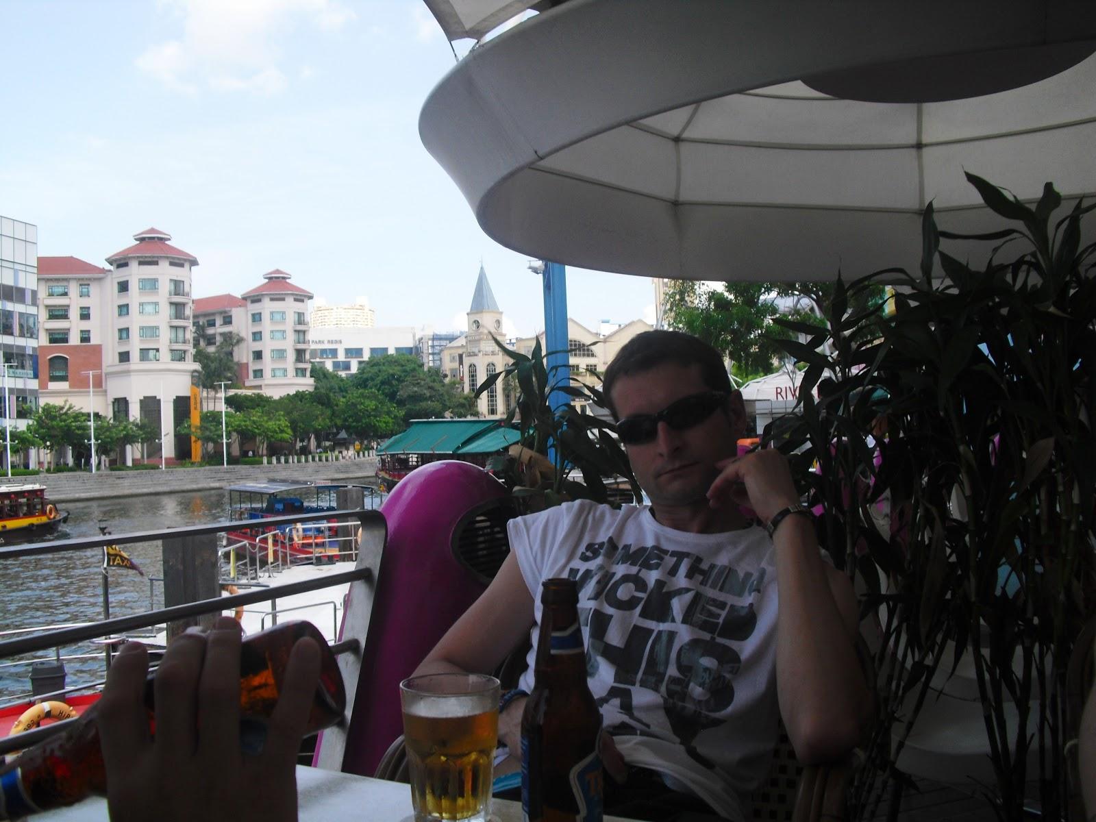 Clarke Quay en Singapur: bares y restaurantes