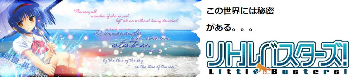 El mundo que solo un Otaku conoce