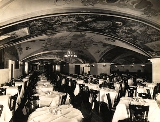 Old Photos Of New York S Restaurants Vintage Everyday