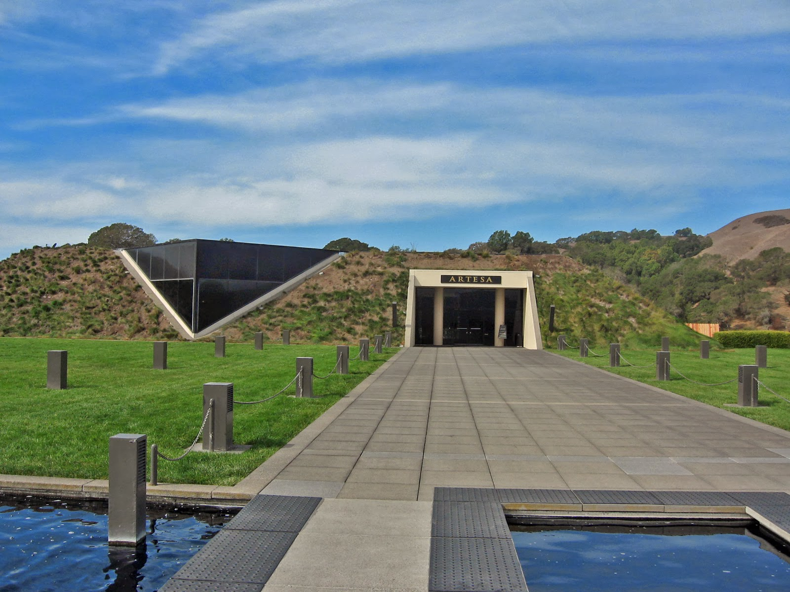 Bach to Bacchus: Artesa Vineyards and Winery Revisited