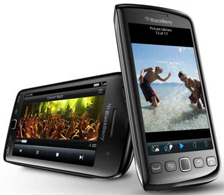 Blackberry Torch 9850 Monaco