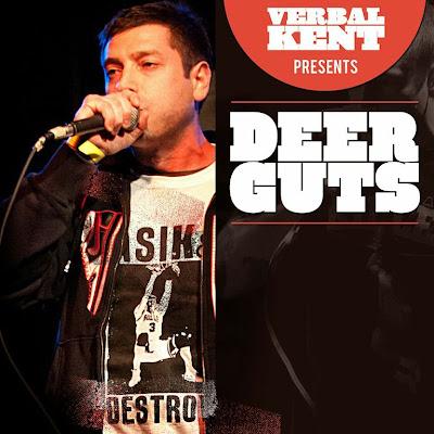 Verbal Kent – Deer Guts EP (WEB) (2013) (320 kbps)
