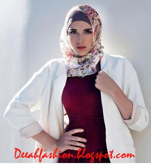 Tips Jilbab Untuk Wajah Panjang Lonjong