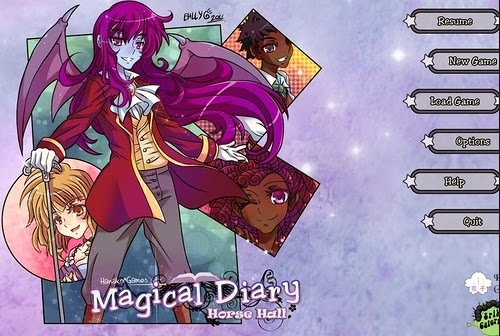 Download Magical Diary: Horse Hall
