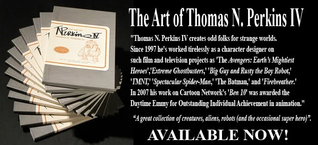 The Art of Thomas N. Perkins IV