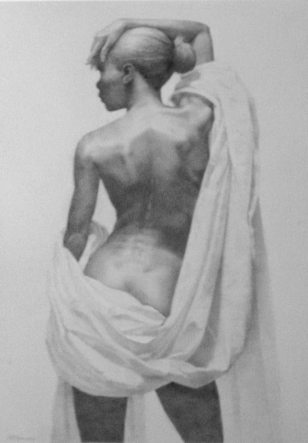 Figure Drawing Realism Figurative Realism